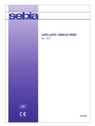 CAPILLARYS / MINICAP URINE