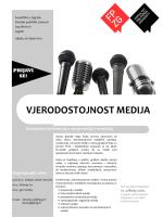 VJERODOSTOJNOST MEDIJA - Fakultet političkih nauka
