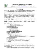 02. lipnja 2013. - Lovački savez Primorsko goranske županije