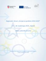 Regionalni forum Europa za građane
