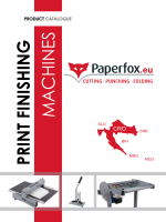 Paperfox machines