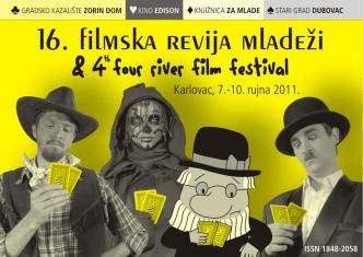 16. Filmska revija mladeži & 4th Four River Film Festival