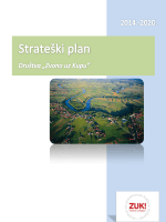 Strateški plan 2014.-2020.