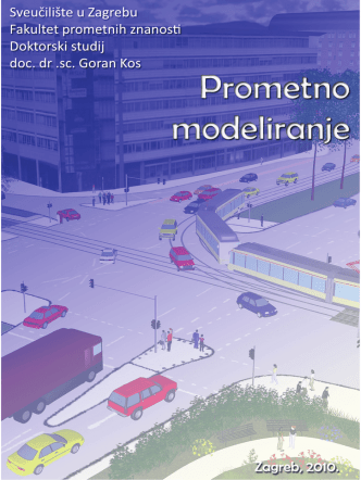 analiza postojećeg stanja - Institut prometa i veza, Zagreb