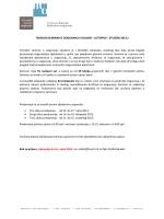Opis seminara - Hrvatski ured za osiguranje