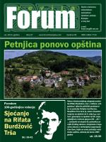Petnjica ponovo opština - forum bošnjaka/muslimana crne gore