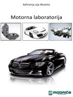 Motorna laboratorija - Rafinerija ulja Modriča