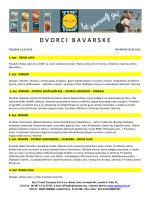 DVORCI BAVARSKE – polazak 15.04 iz Banja Luke