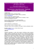 program - Hrvatsko psihijatrijsko društvo
