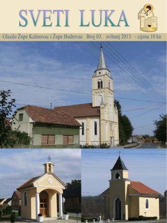 13 - Župa sv. Luke Kalinovac