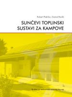 Sunčevi toplinski sustavi za kampove