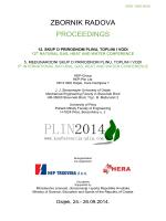 PLIN 2014 - Index of - Strojarski fakultet u Slavonskom Brodu
