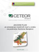 Akcijski plan za smanjenje čestičnih tvari