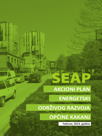 akcioni plan energetski održivog razvoja općine kakanj