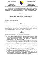 Zakon o oružju i municiji