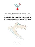 Zdravlje i zdravstvena zaštita u Koprivničko