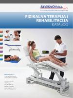 kineziterapija i oprema za dvoranu