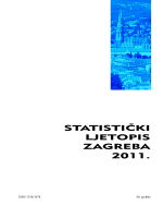 statistički ljetopis zagreba 2011.