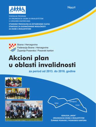 Akcioni plan u oblasti invalidnosti