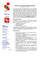 Program i plan rada kluba za 2014