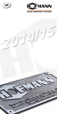 2014/15 - Hofmann GmbH