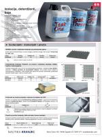 Izolacije protuklizne površine i vodene linije