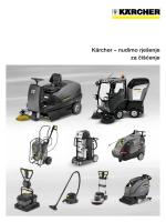 Kärcher – nudimo rješenje za čišćenje - karcher-servis