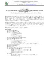 21. svibnja 2011. - Lovački savez Primorsko goranske županije