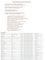 Popis svih nagrađenih maslinara na na Nocnjaku 2014.