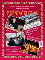 BOŠNJAČKI GLAS - izdanje broj 16 - Vijeće bošnjačke nacionalne