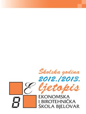 2.c 2.d - Ekonomska i birotehnička škola Bjelovar