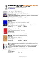 NOVE KNJIGE IZ HRVATSKE 2 NEW BOOKS FROM