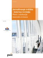 Opseg istraživanja - PricewaterhouseCoopers
