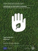 Faculty of Agriculture - CIRTT - Centar za istraživanje, razvoj i