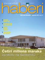 Četiri miliona maraka - Općina Stari Grad Sarajevo