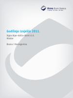 Godišnje izvješće 2011