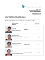 Telefonliste NL Forst