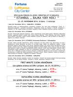 """"""" ISTANBUL … BAJKA 1001 NOCI """""""