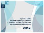 HUO Izvjesce 2012.cdr - Hrvatski ured za osiguranje