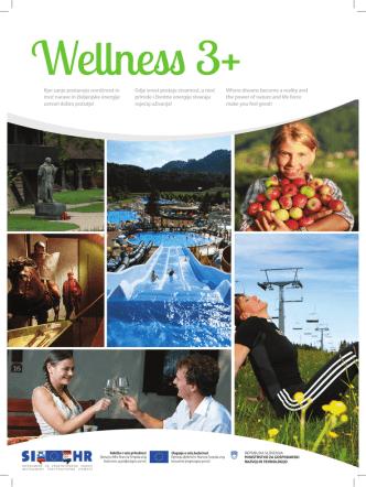 Brošura Wellness 3 plus - Razvojna agencija Kozjansko