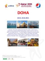 Qatar program 1 od 20.