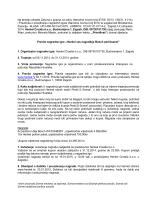 Pravila nagradne igre Spar Bosch