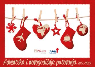Adventska i novogodišnja putovanja 2012./2013.
