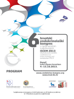 6. Endokrinološki kongres POREČ Program