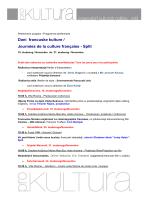 Program Dana francuske kulture (.pdf)