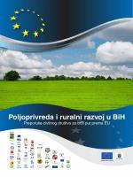 Poljoprivreda i ruralni razvoj u BiH