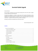 Survival Guide Zagreb