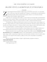 Popis zvučnih knjiga - Hrvatska knjižnica za slijepe