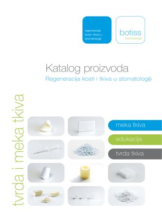 botiss - katalog proizvoda