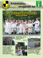 Radobojska Mladost na tjednu kajkavske kultuRe
